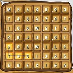 waffle-words
